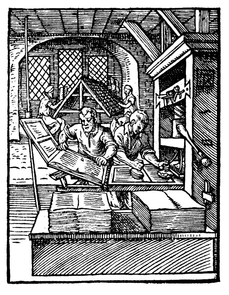 Printers Workshop 1568