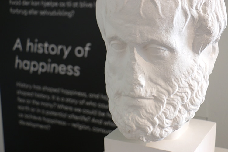 Aristotle The First Happiness Researcher