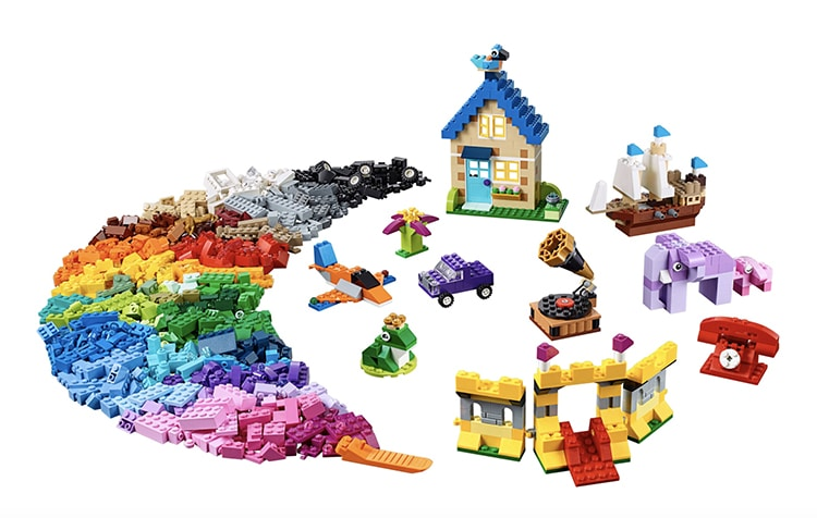 Bricks Bricks Bricks LEGO Set