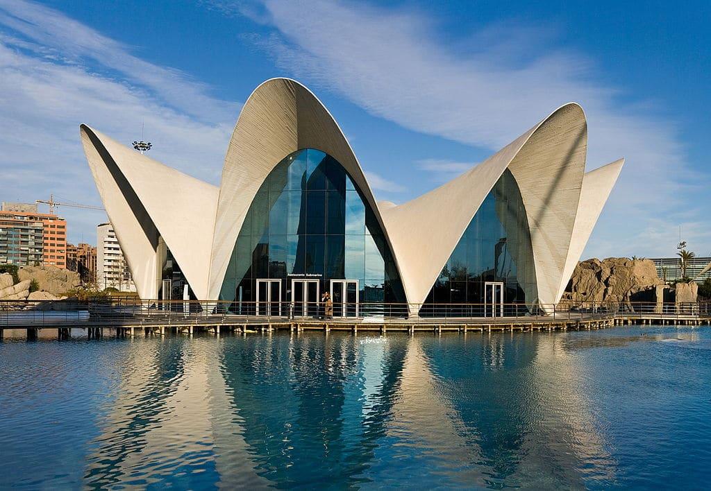 L'Oceanographic de la Ciudad de las Artes y de las Ciencias