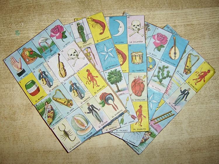 Lotería Boards