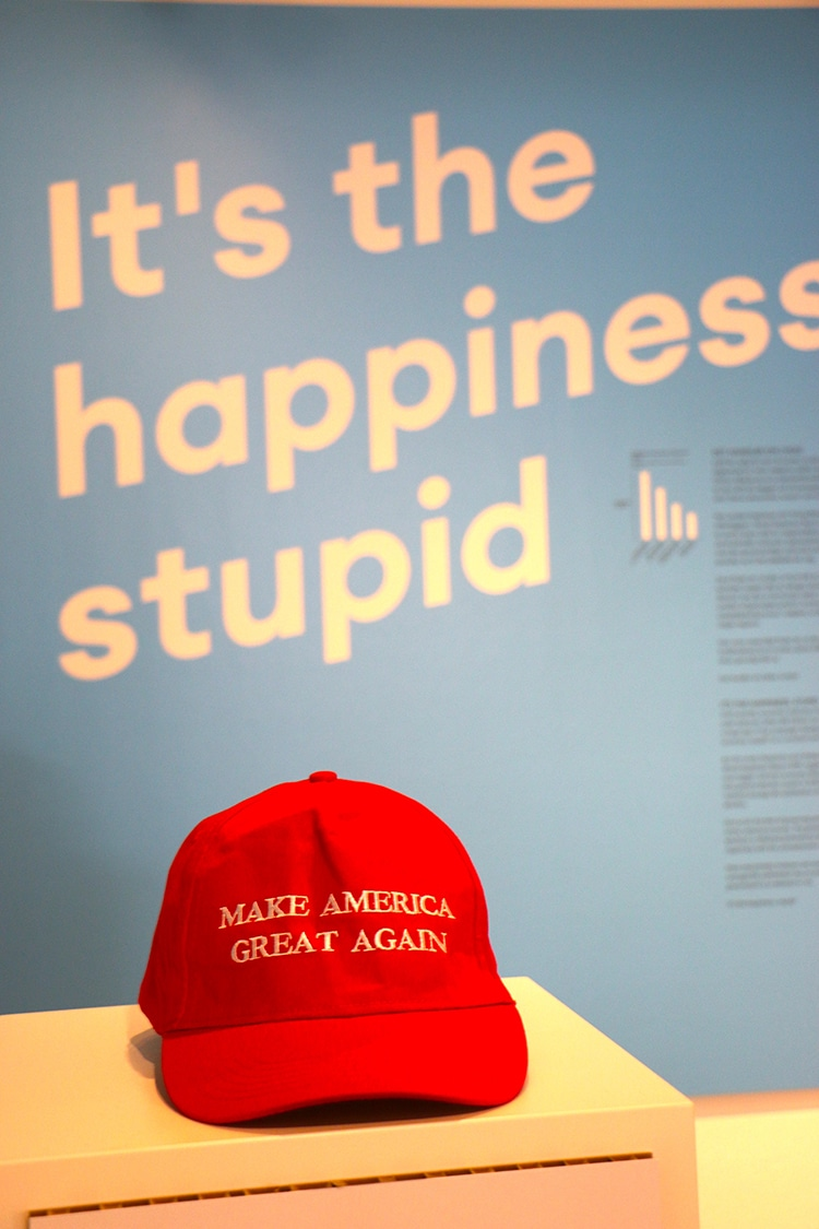 Elections The Happiness Museum