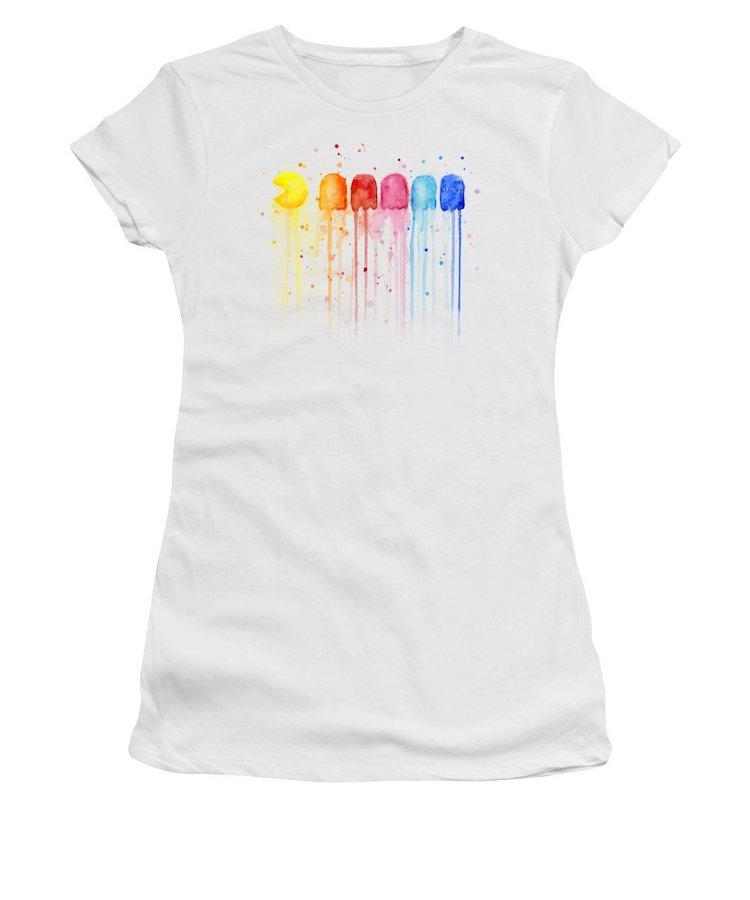 Pacman Pop Culture Women's T-Shirt