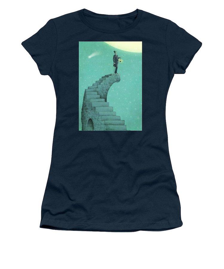 Unique Artist Designed T-Shirt
