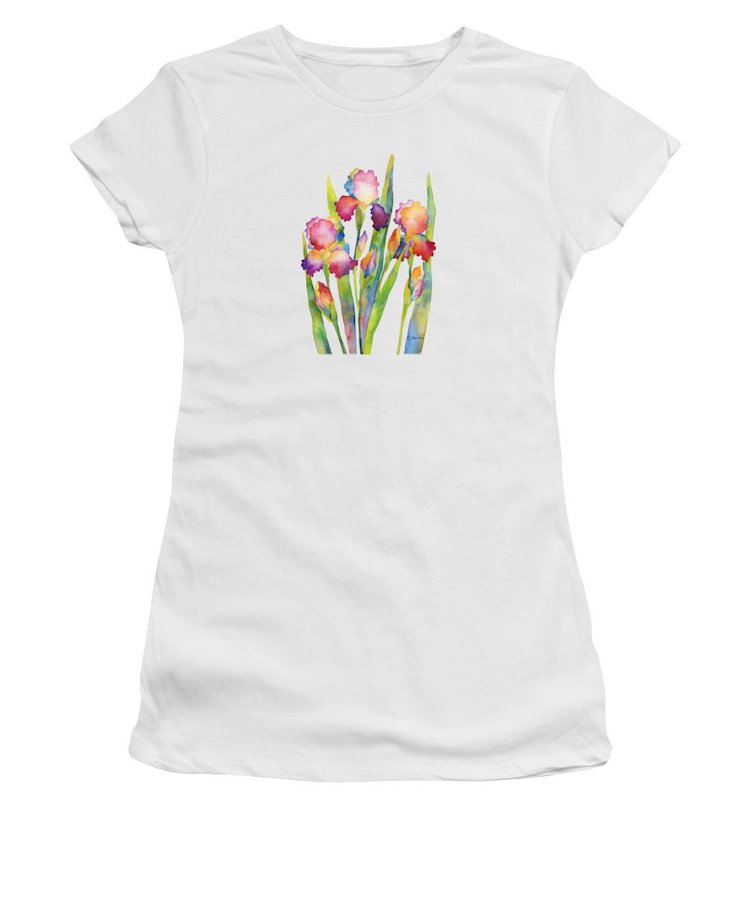 Floral Graphic Women's Tee