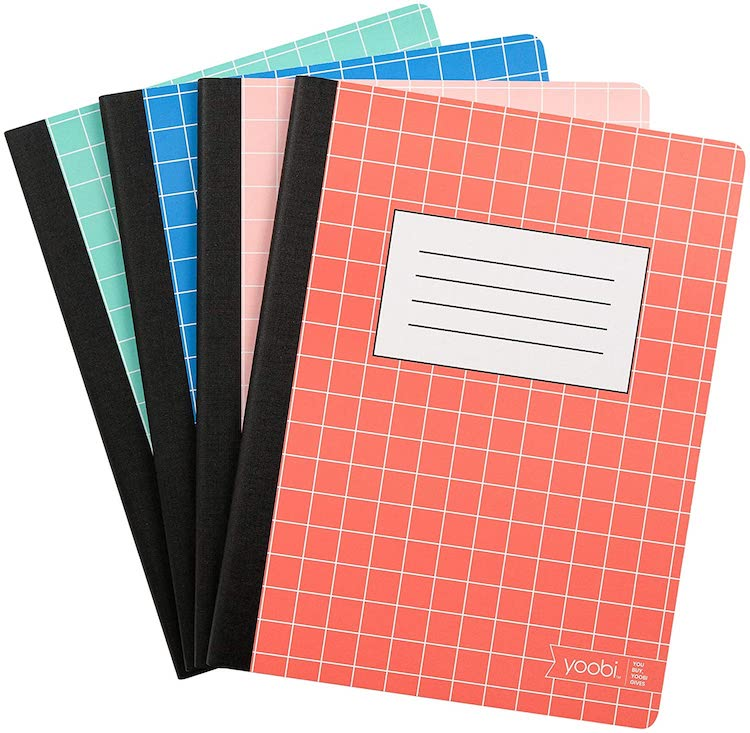 Composition Notebook Set