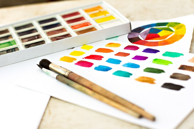 Color Theory Exercises