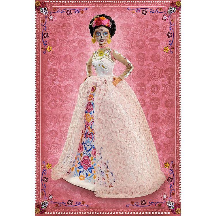Barbie del Día De Muertos 2020