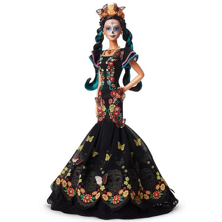 "Barbie Celebrates ""Day of the Dead"" by Releasing a Dia De ..."