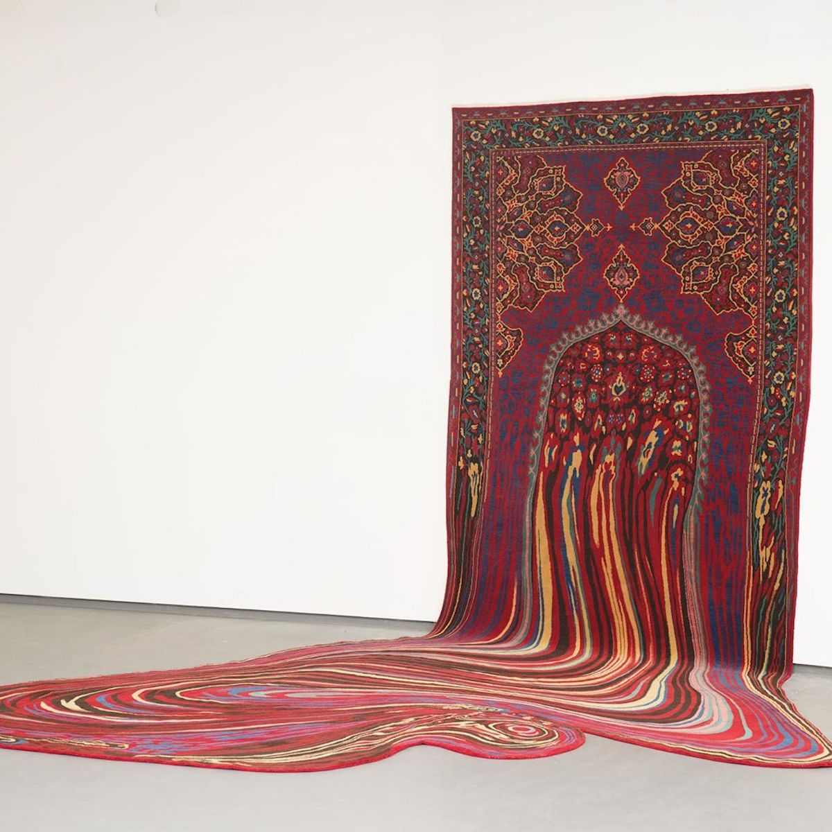 Carpets by Faig Ahmed