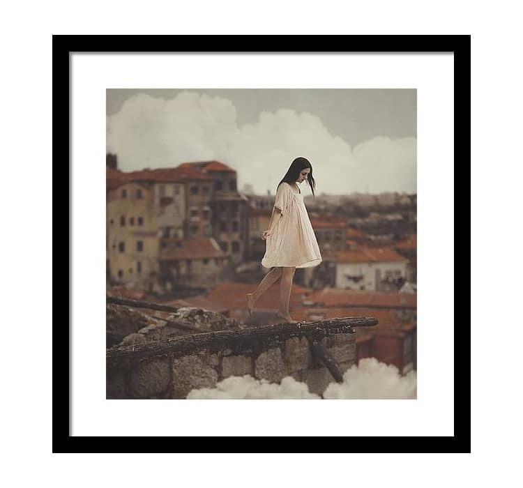 Surreal Framed Art by Anka Zhuravleva