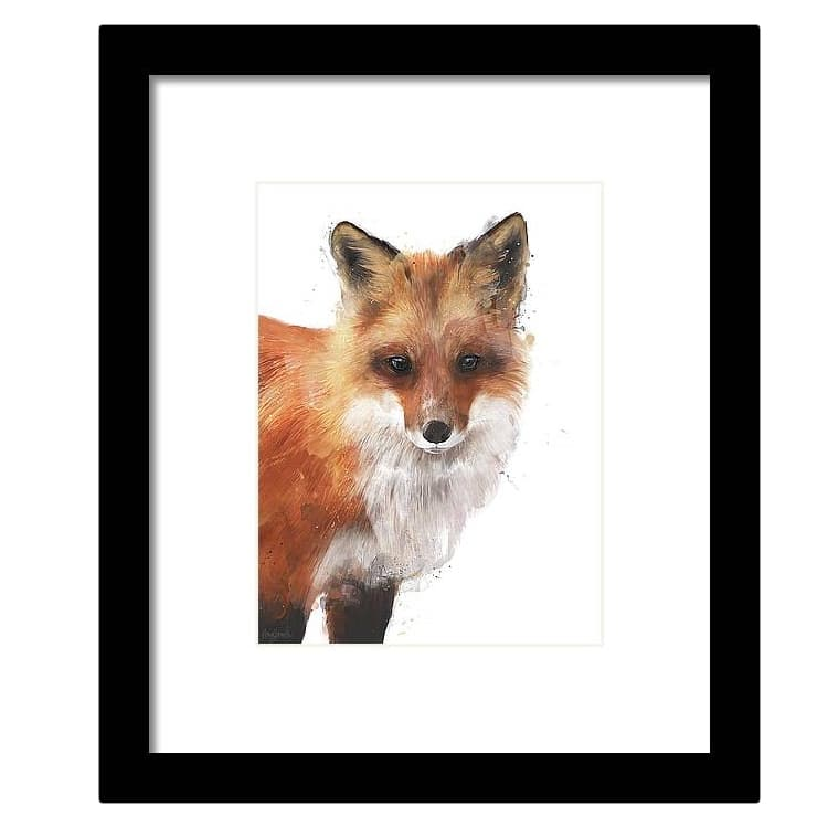 Fox Illustration by Amy Hamilton