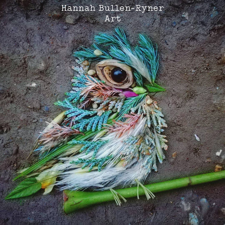 Earth Art by Hannah Bullen-Ryner