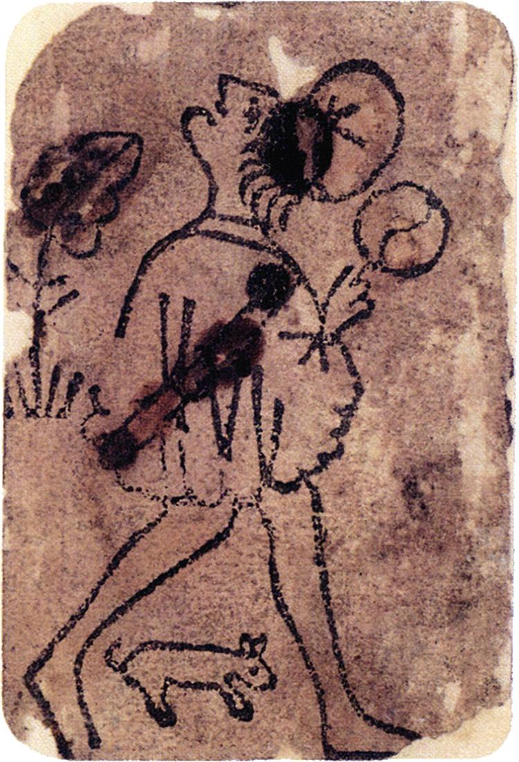 Knave of Coins Medieval Deck