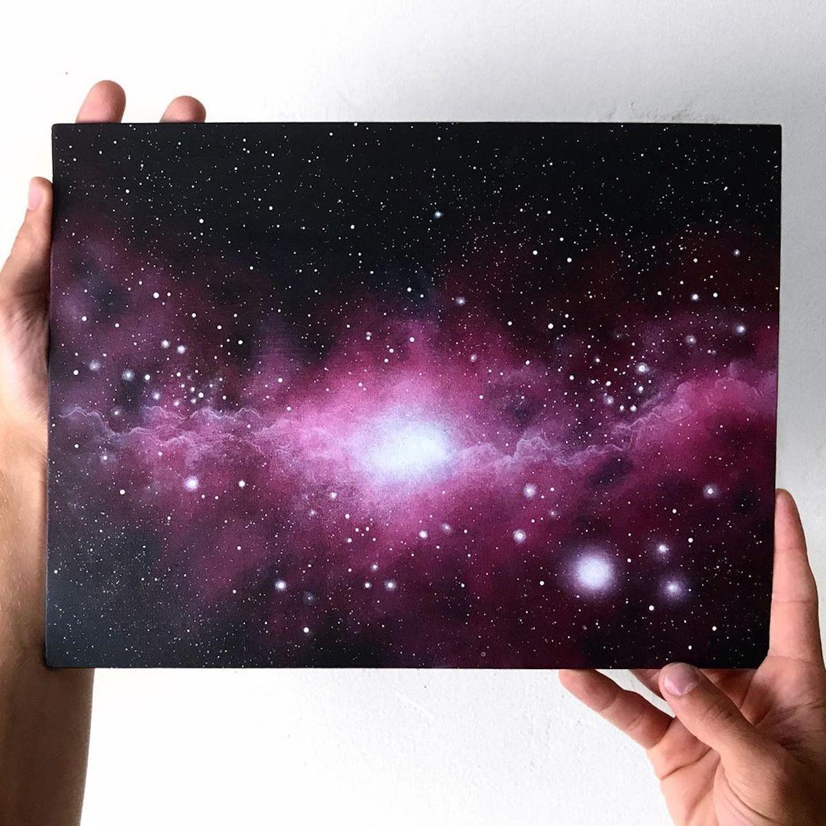 Space Art by Lanchen Designs