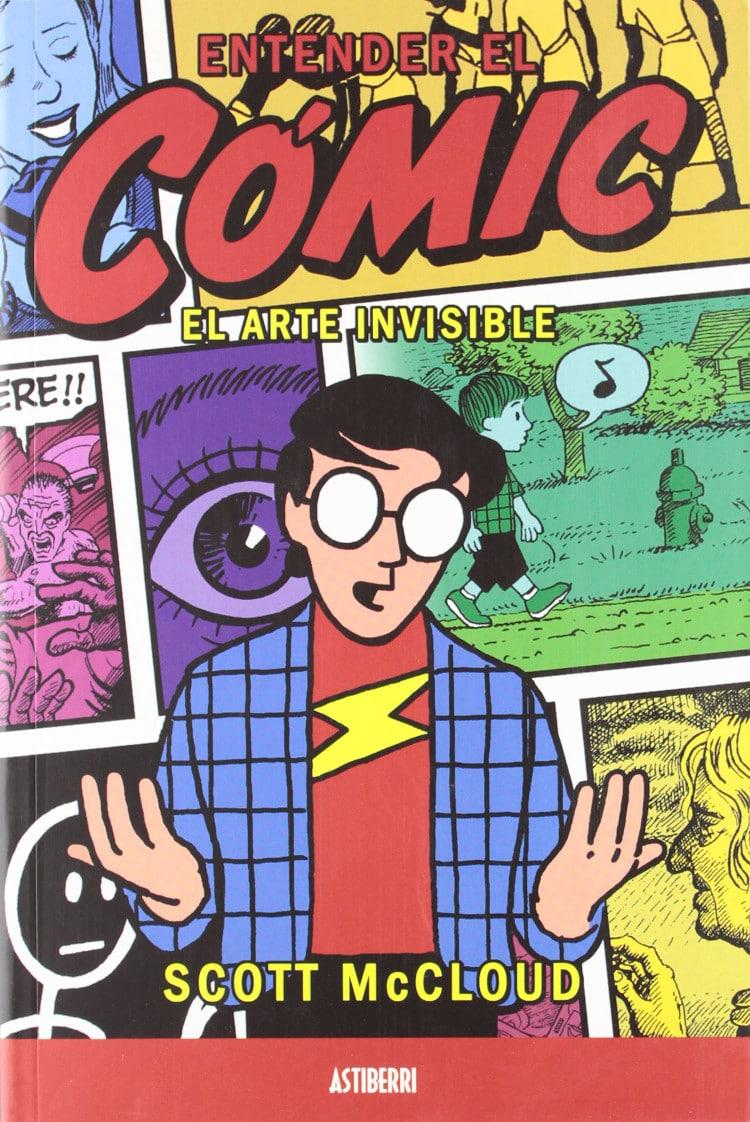 libros hacer comics
