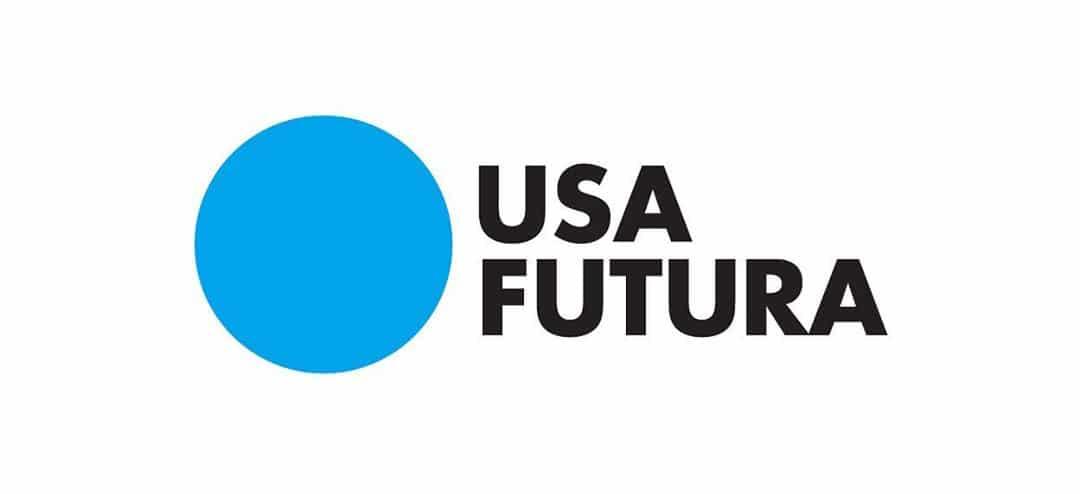 Fuente del logo de USA Today
