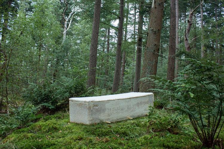 Ecofriendly Coffin