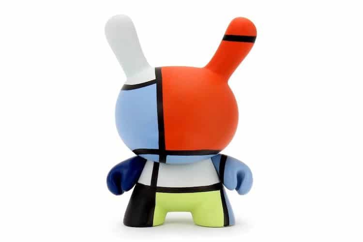 The Met Store Kidrobot Dunny Collection