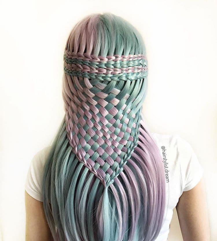 Braid Hairstyles by Milena