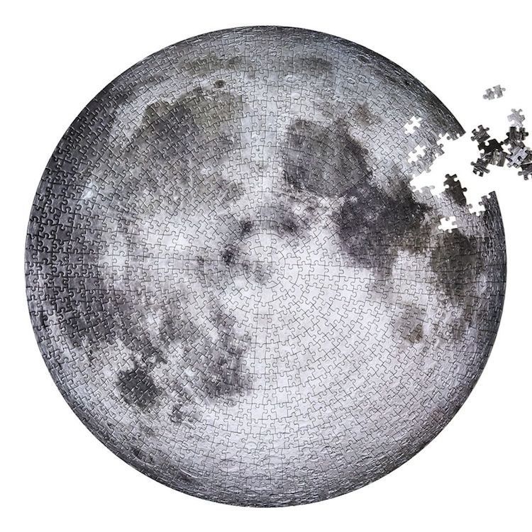 rompecabezas lunar