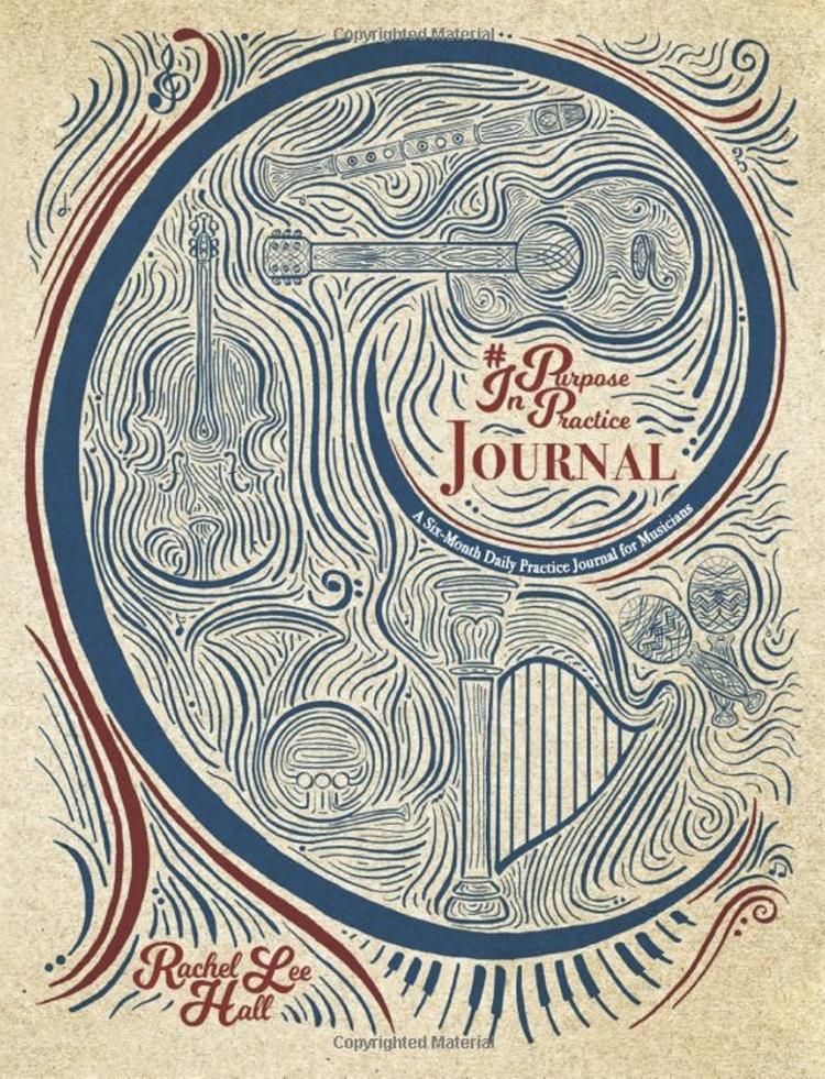 Music Journal By Rachel Lee Hall