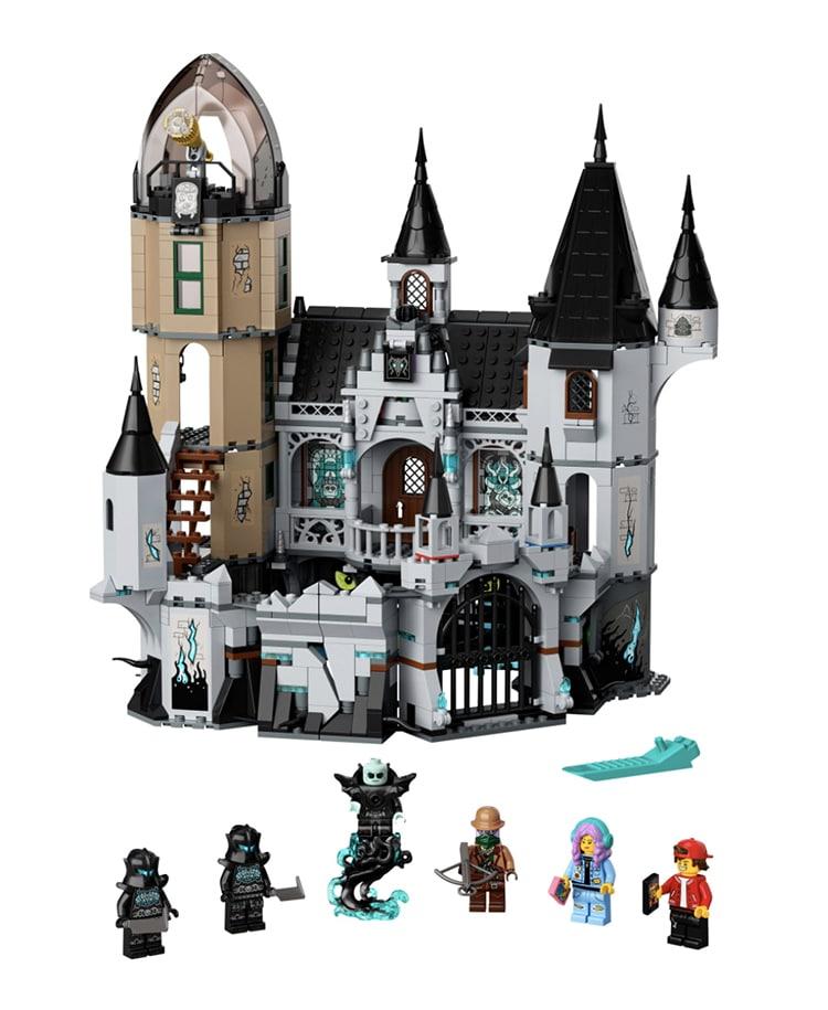 Mystery Castle LEGO Set