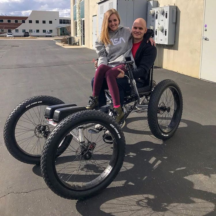 The Rig Off Road Wheelchair