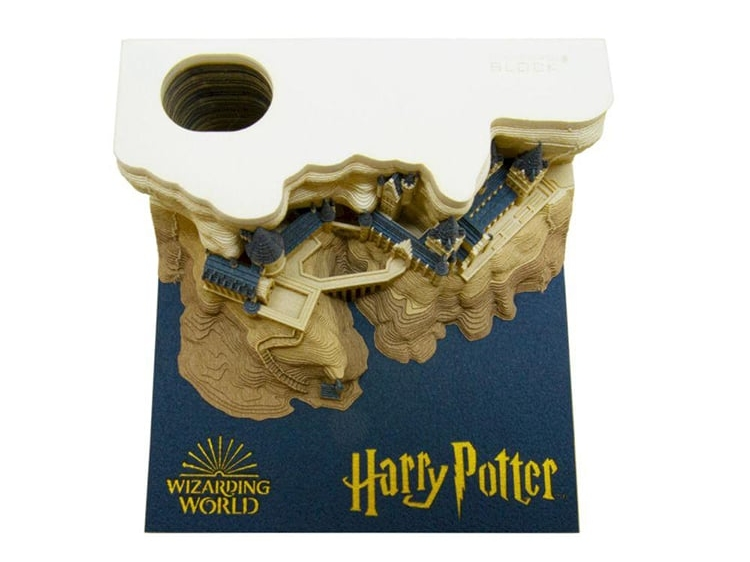 Designs Harry Potter Block Memo Pad