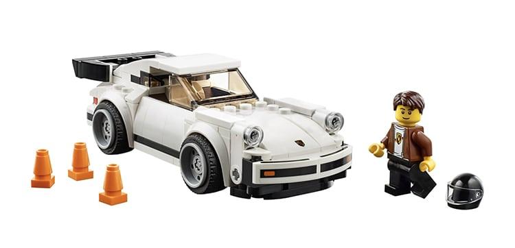 Porsche 1974 LEGO Set