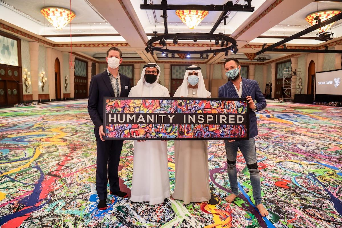 Humanity Inspired Projectin Dubai