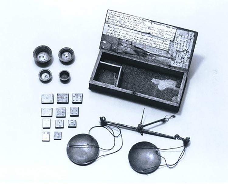 Silversmith Tools