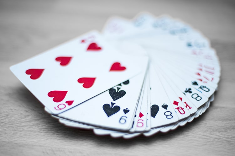 Standard French Suit Deck of Cards