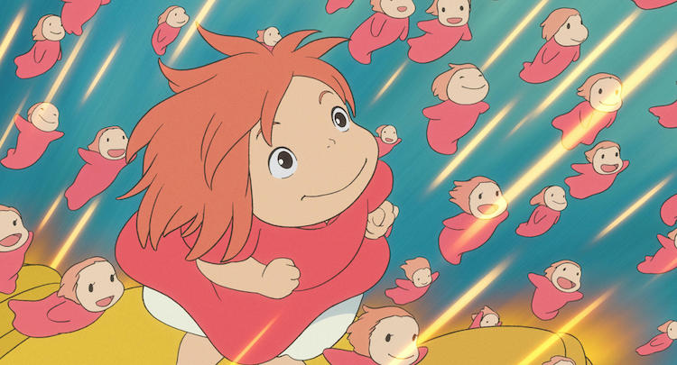 Studio Ghibli Release 400 Still Images for Free Download