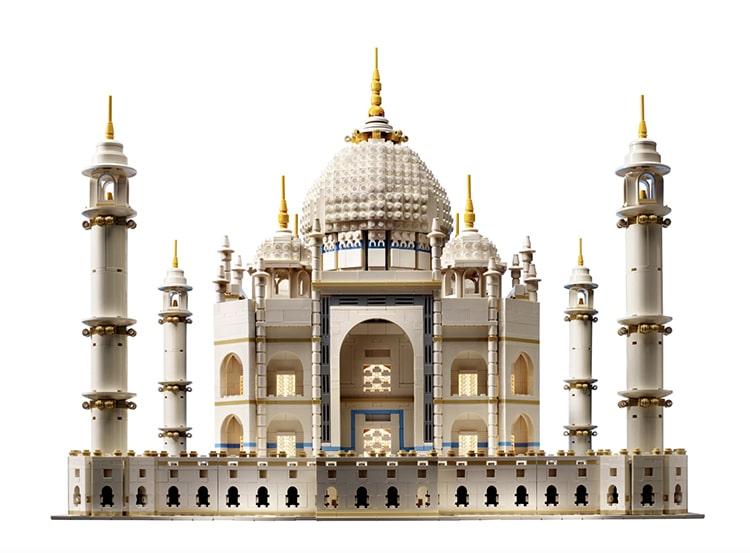 Taj Mahal LEGO Set