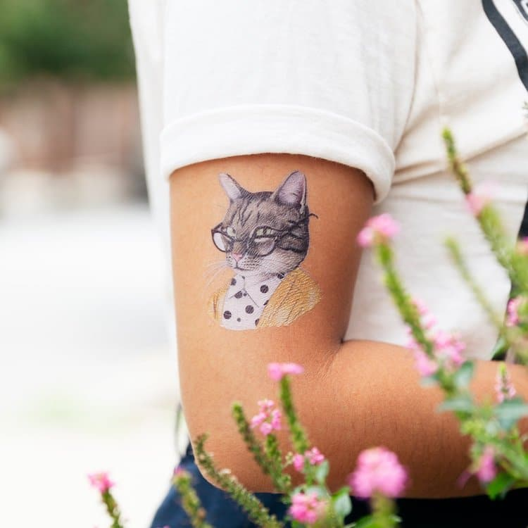 Temporary Tattoos by Tattly