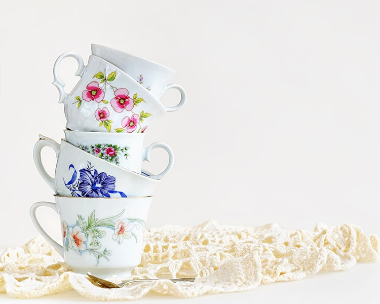 Vintage Teacup DIY Crafts
