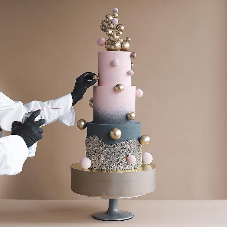 Amazing Cake Art by Tortik Annuchka