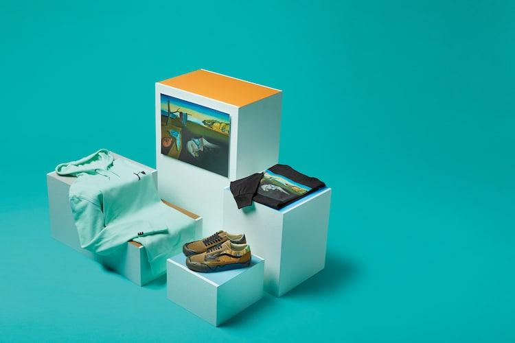 Salvador Dali Vans Shoes and Apparel