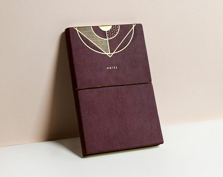 Vegan Leather Notebook