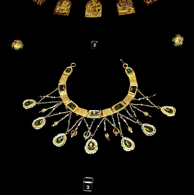 Byzantine Varna Necklace