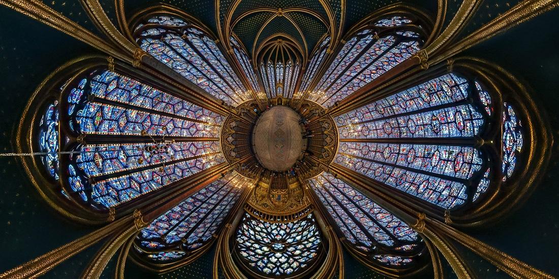 Pano of Sainte Chapelle