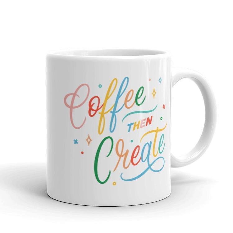 Mug for the Artist