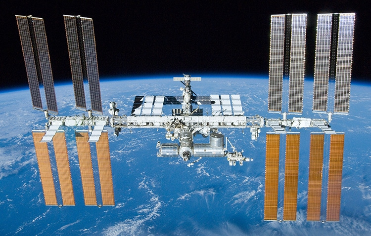 International Space Station 2020