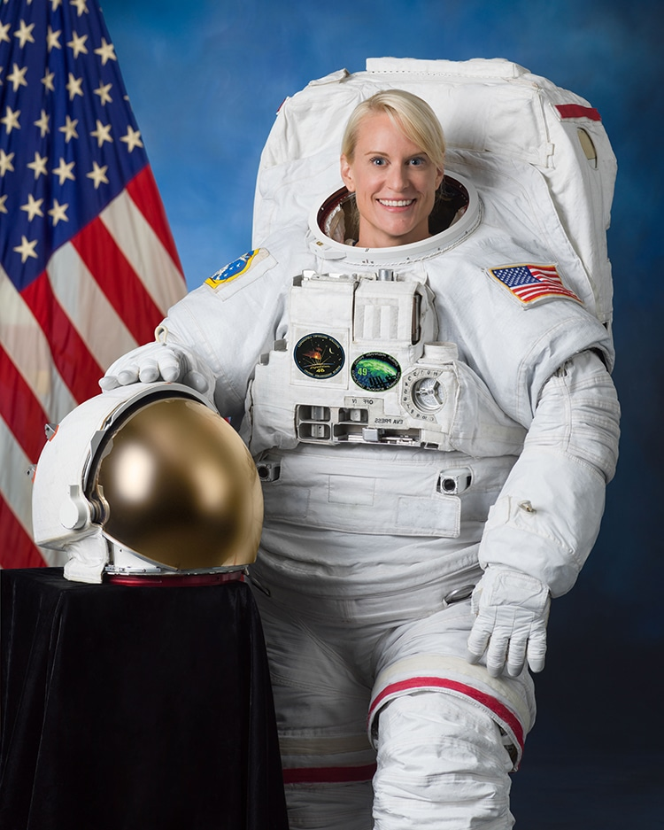 Kate Rubins NASA