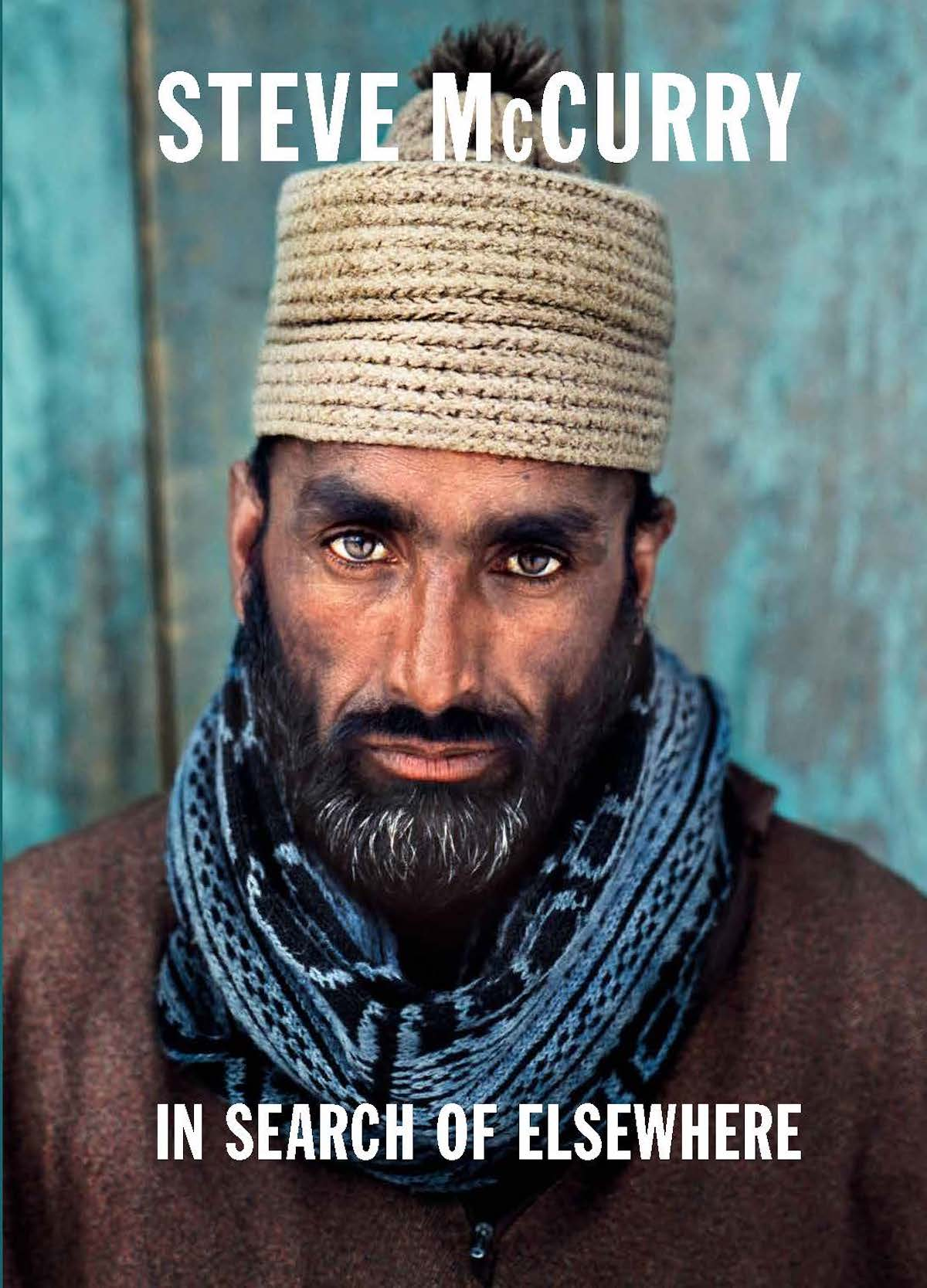 Cover of Steve McCurry Book