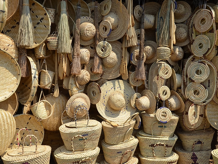 Straw hats For Sale Zambia
