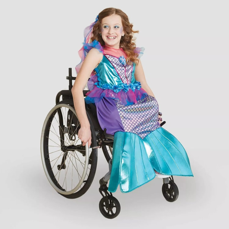 Adaptive Halloween Costume for Kids