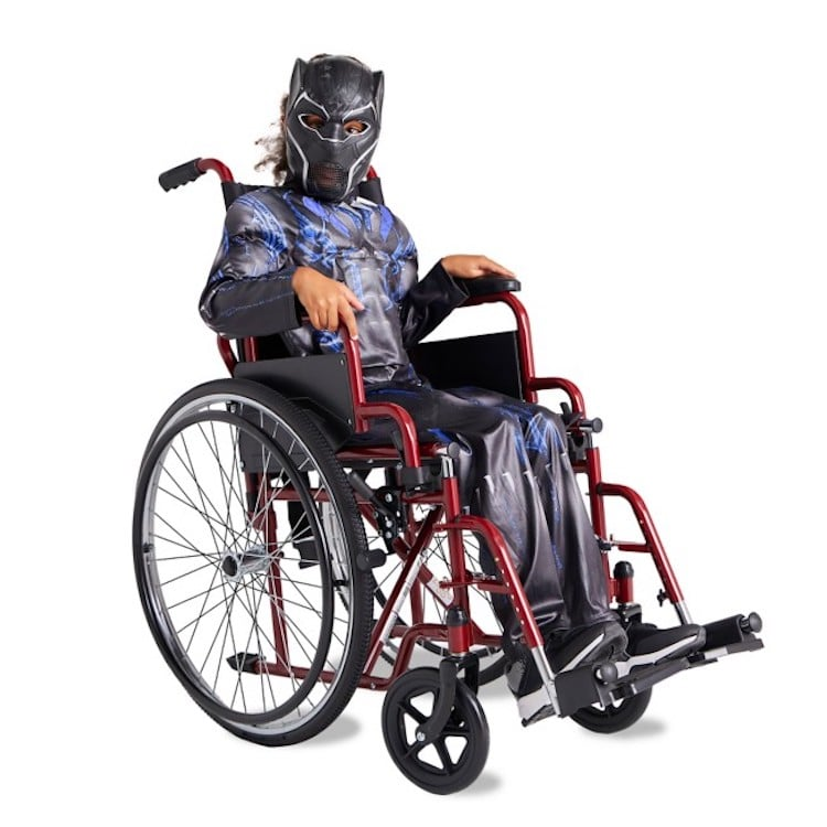 Black Panther Adaptive Costume for Kids