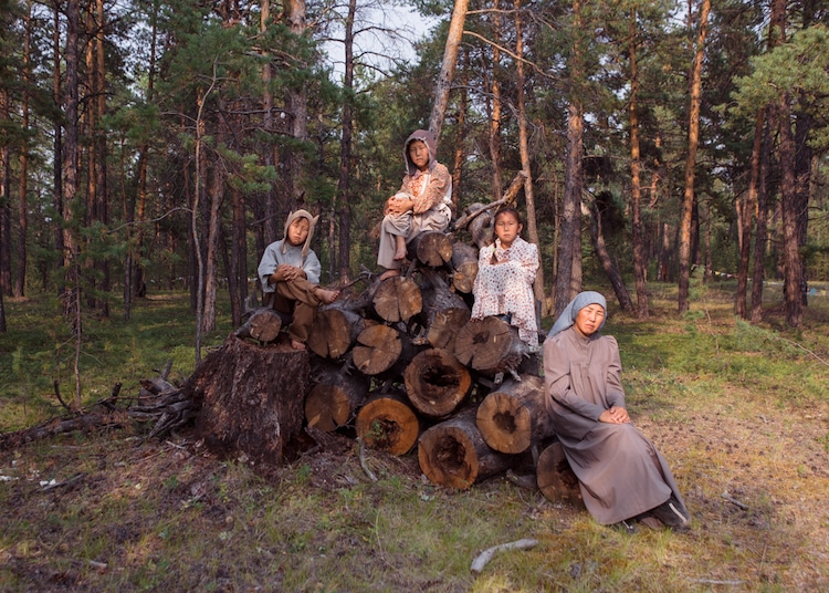 Film Set in Yakutia